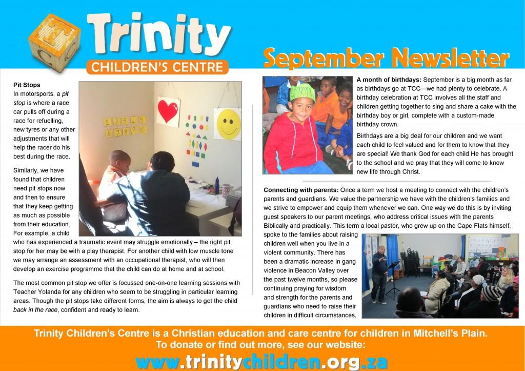 Newsletter 2014-09
