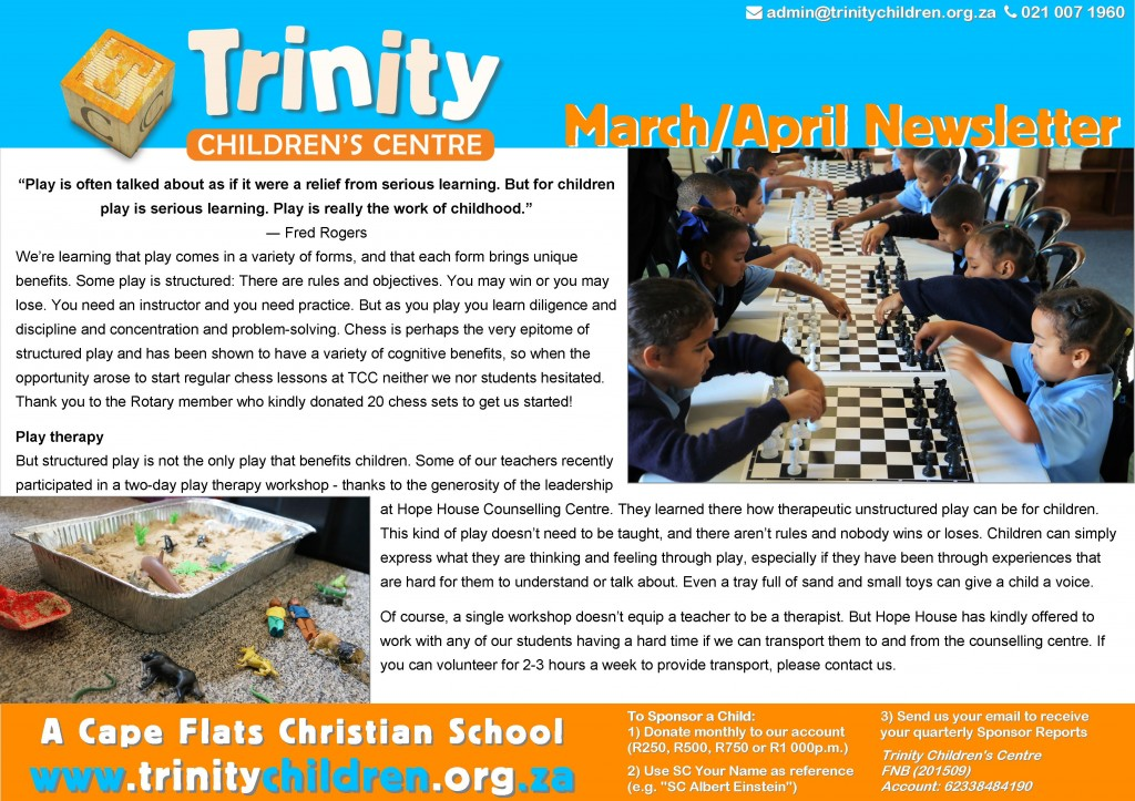 TCC Newsletter 2016-0304